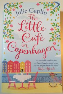 Front Cover of The Little Cafe in Copenhagen